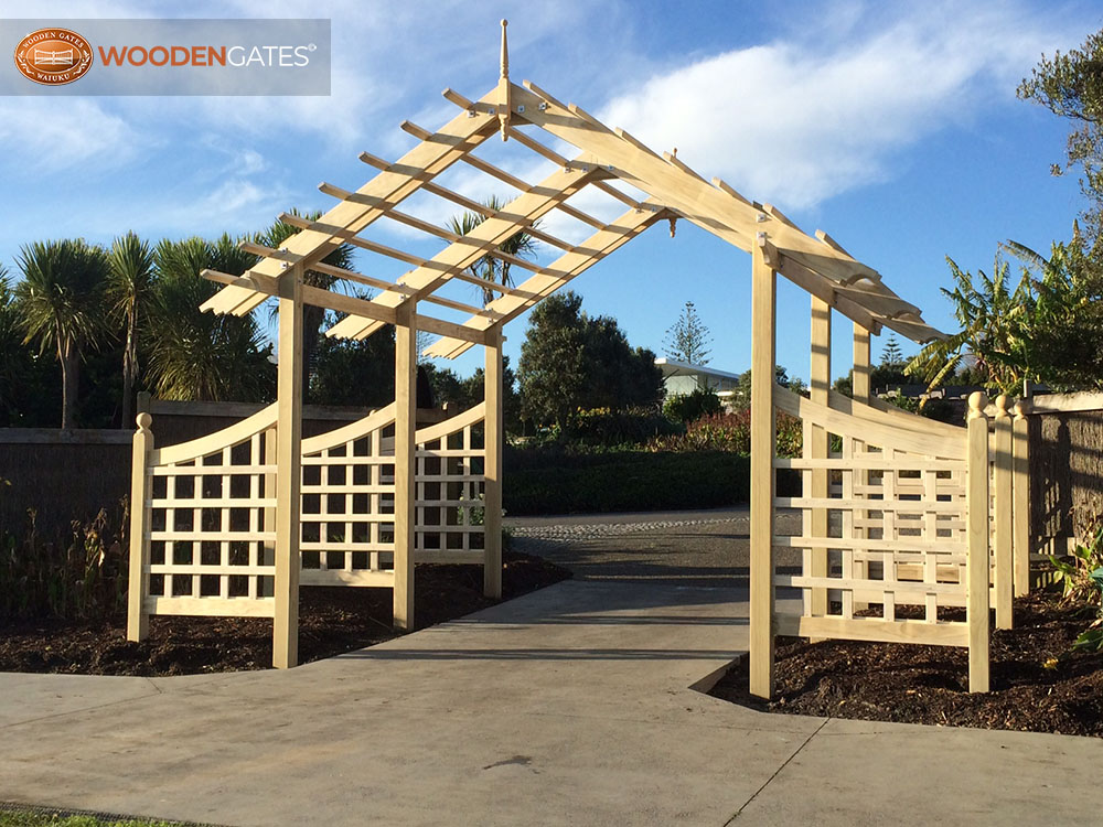 """Botanical Gardens Pergola- Auckland<br /><a href=""""/enquiry/?about=Botanical Gardens Pergola- Auckland"""">ENQUIRE ABOUT THIS >></a><br /><a href=""""#""""  data-id=""""https://woodengates2-px.rtrk.co.nz/i/Commercial/BotanicalGardensPergola1.JPG"""" class=""""print-this-image"""">PRINT THIS IMAGE >></a><span class=""""ug-icon-favorite """" data-id=""""2308"""" id=""""spanFavorite2308"""" title=""""Add to My list""""></span>"""