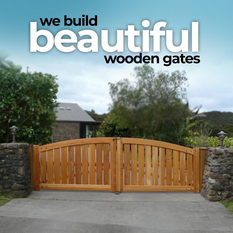 Fencing Gates Auckland Northland Waikato Custom Automatic
