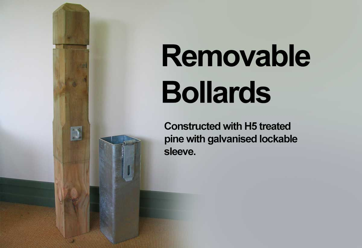 """RemovableBollards<br /><a href=""""/enquiry/?about=RemovableBollards"""">ENQUIRE ABOUT THIS >></a><br /><a href=""""#""""  data-id=""""https://woodengates2-px.rtrk.co.nz/i/Images/CommercialGallery/RemovableBollards.jpg"""" class=""""print-this-image"""">PRINT THIS IMAGE >></a><span class=""""ug-icon-favorite """" data-id=""""26"""" id=""""spanFavorite26"""" title=""""Add to My list""""></span>"""