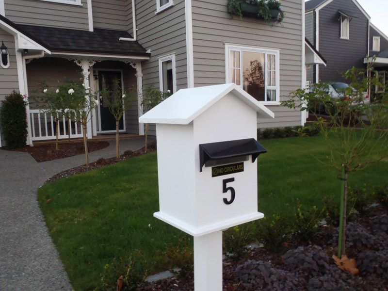 Letterbox Designs In New Zealand