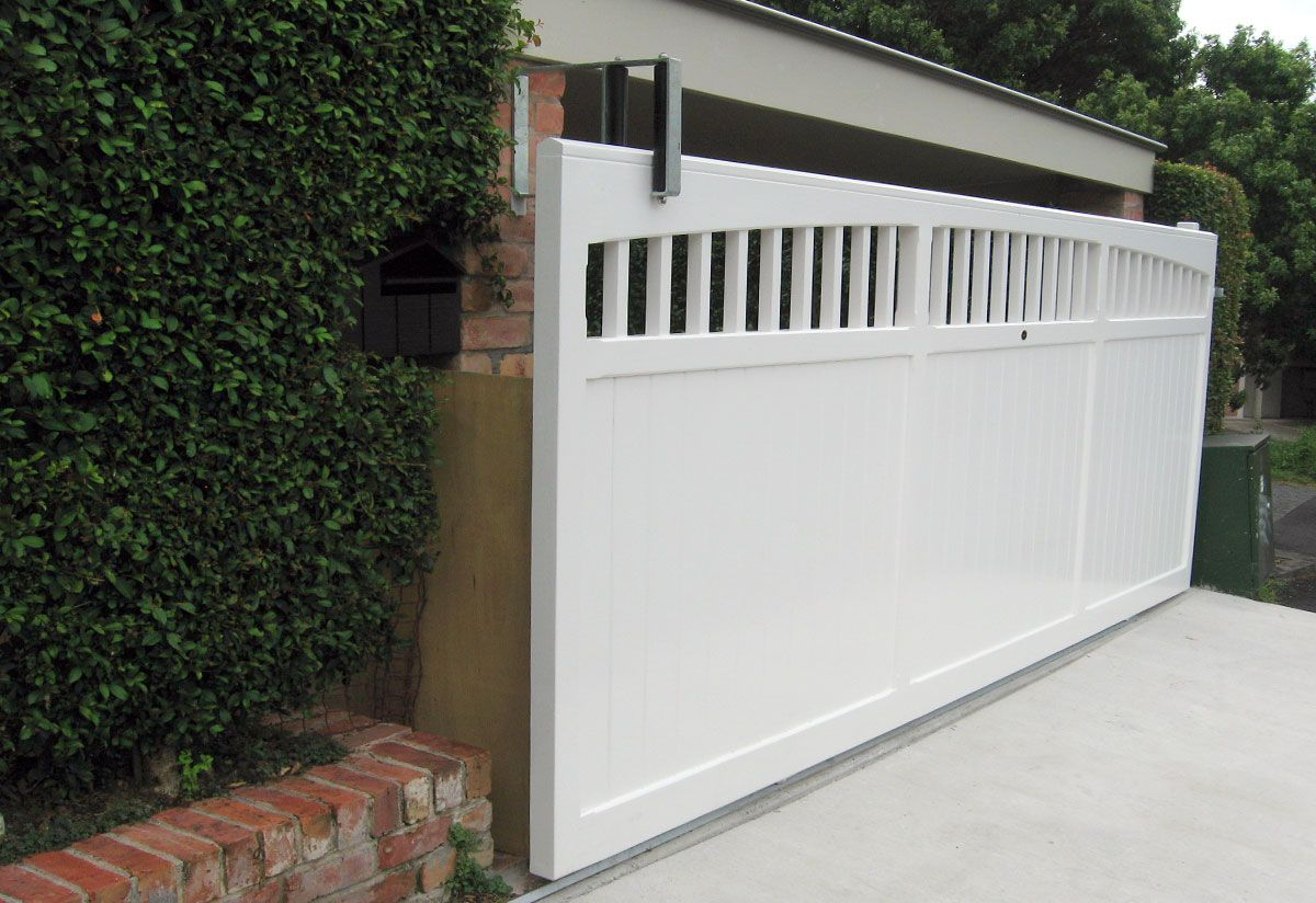 Sliding External Wooden Gates Fences Driveway Gates