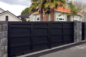 Gates Designed To Meet Specific Site Requirements With